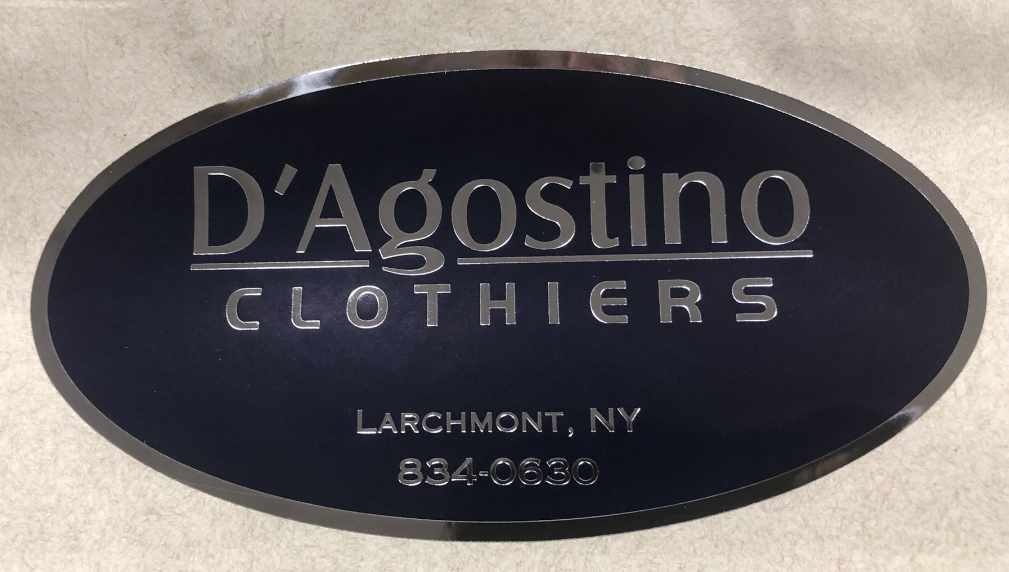 D'Agostino Clothiers &Tailors