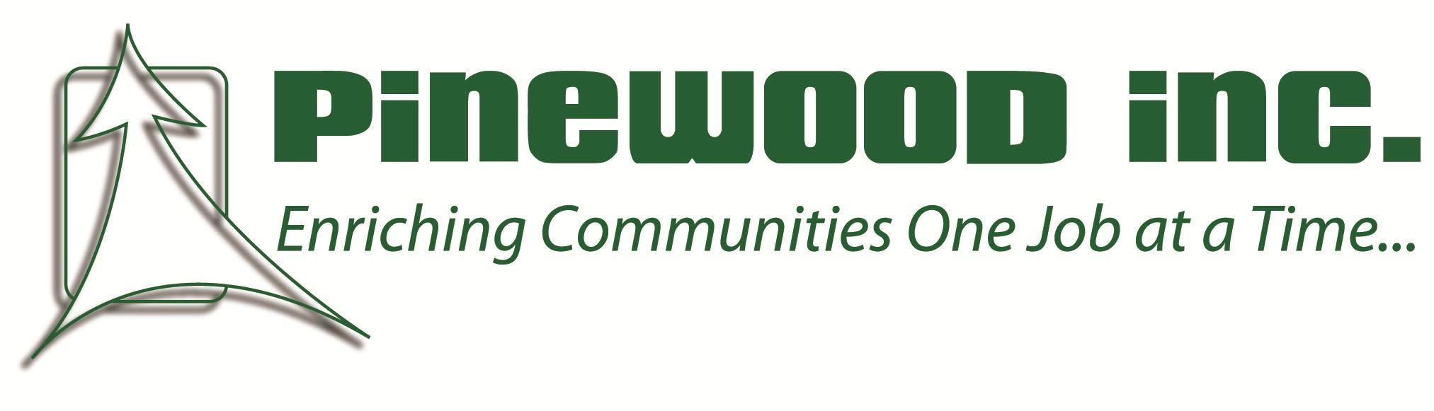 Pinewood Inc. logo