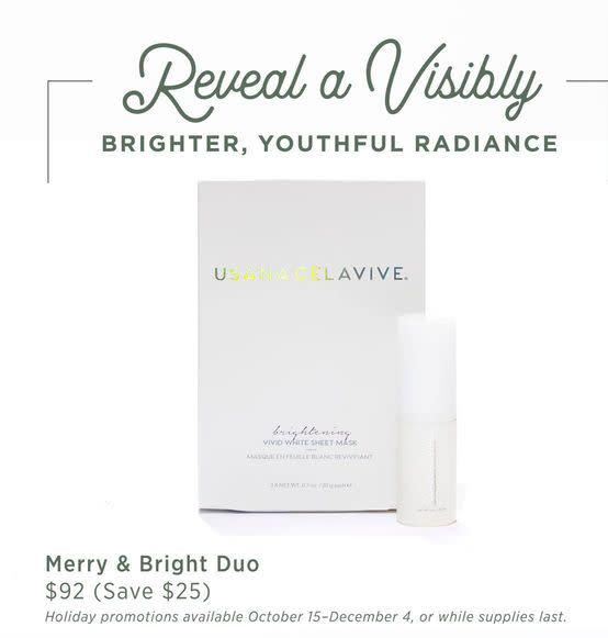 Reveal the natural vibrance of your skin with our Serum and Sheet Masks (3)