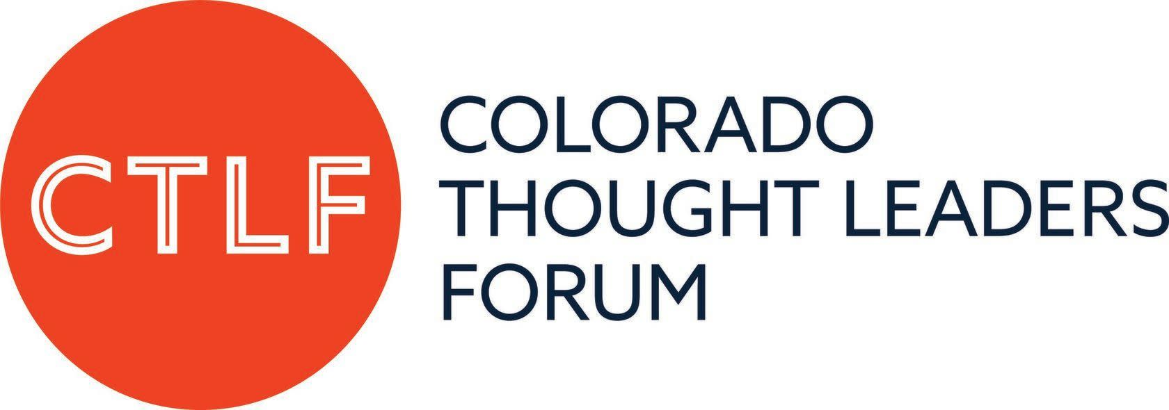 Colorado Thought Leaders Forum - CTLF