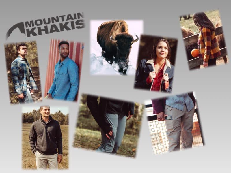 Fall 21 Mountain Khakis