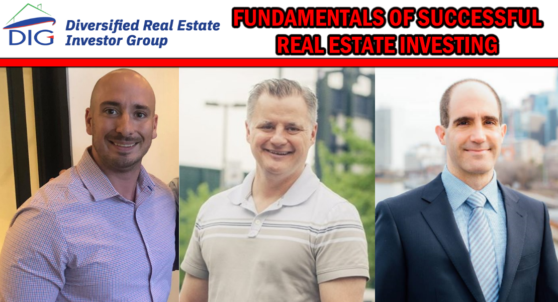 Fundamentals of Successful Real Estate Investing