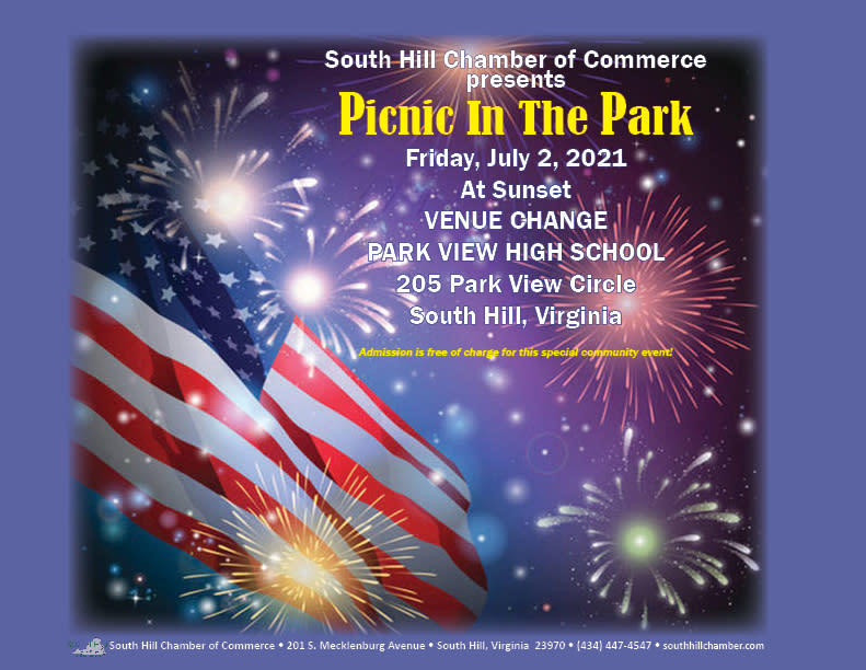 Our Patriotic Hometown Fireworks Event!