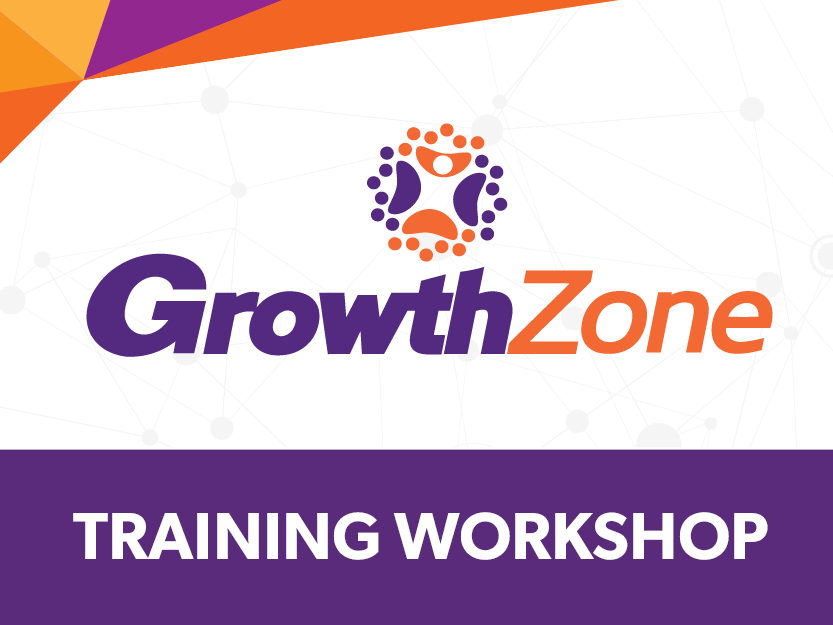 GrowthZone - Event Management - SIMULATED LIVE
