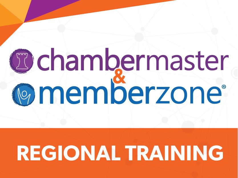 ChamberMaster/MemberZone Training - Memphis, TN - December 5 - 6,  2017