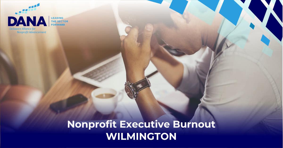 Nonprofit Executive Burnout