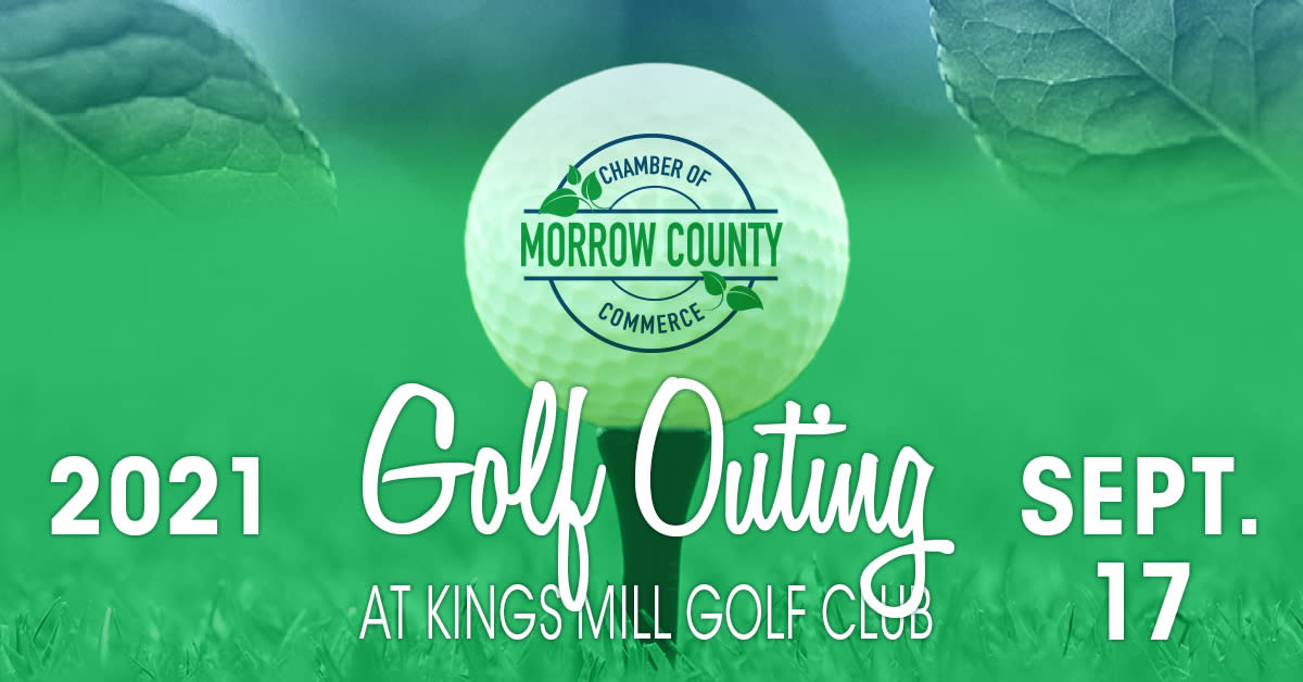 Morrow Chamber Golf Outing At Kings Mill Golf Club Sept 17, 2021