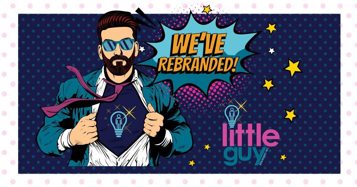 We've Rebranded