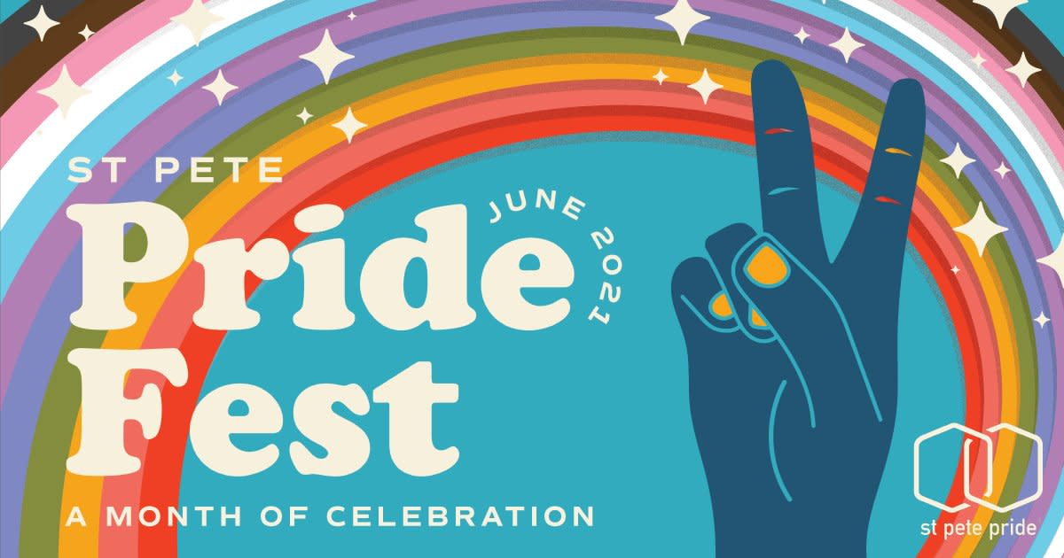 Florida Events, Things to do in St. Petersburg, FL, St. Petersburg Festivals, LGBT, Pride, Pride Month, LGBT Chamber, Tampa B