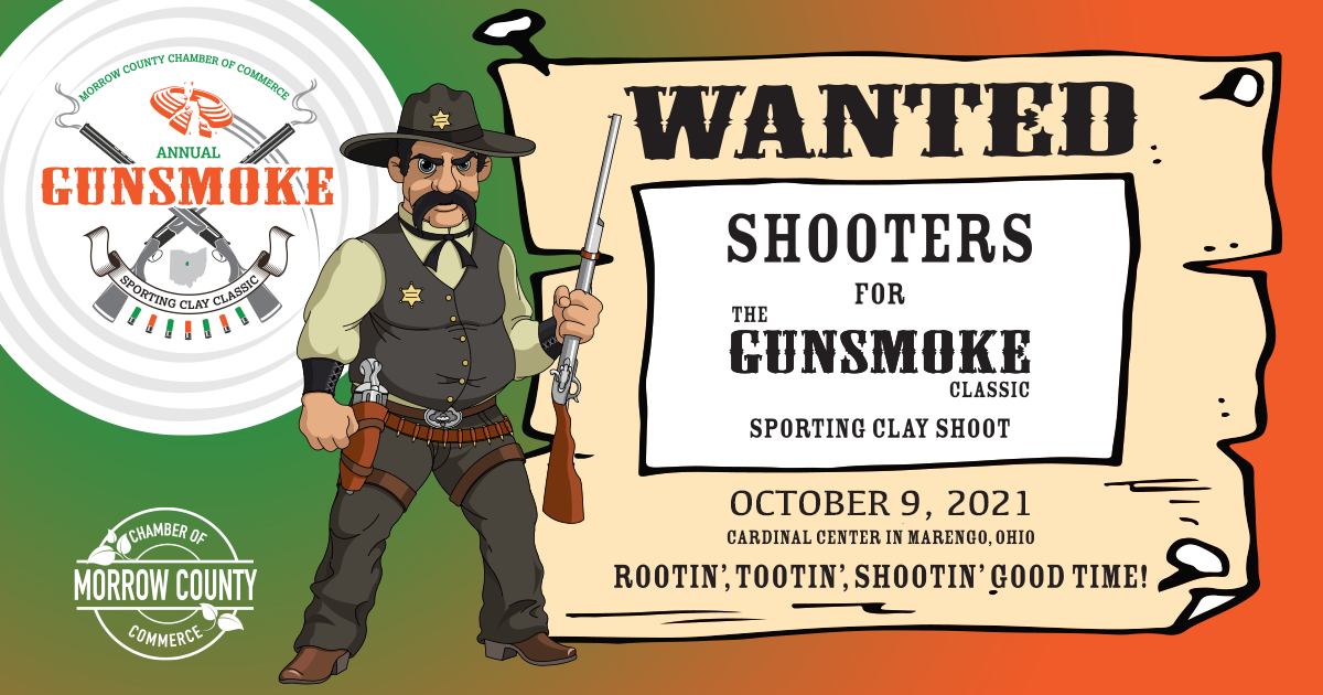 Wanted Shooters for the Gunsmoke Sporting Clay Classic