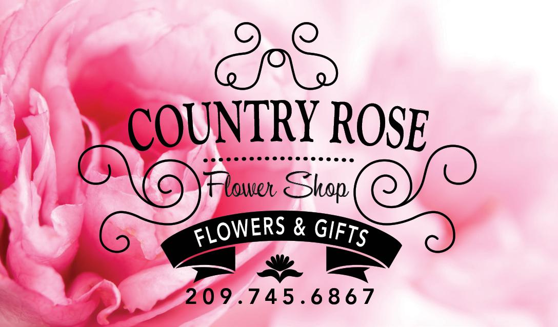 Sheila's Country Rose Florist logo