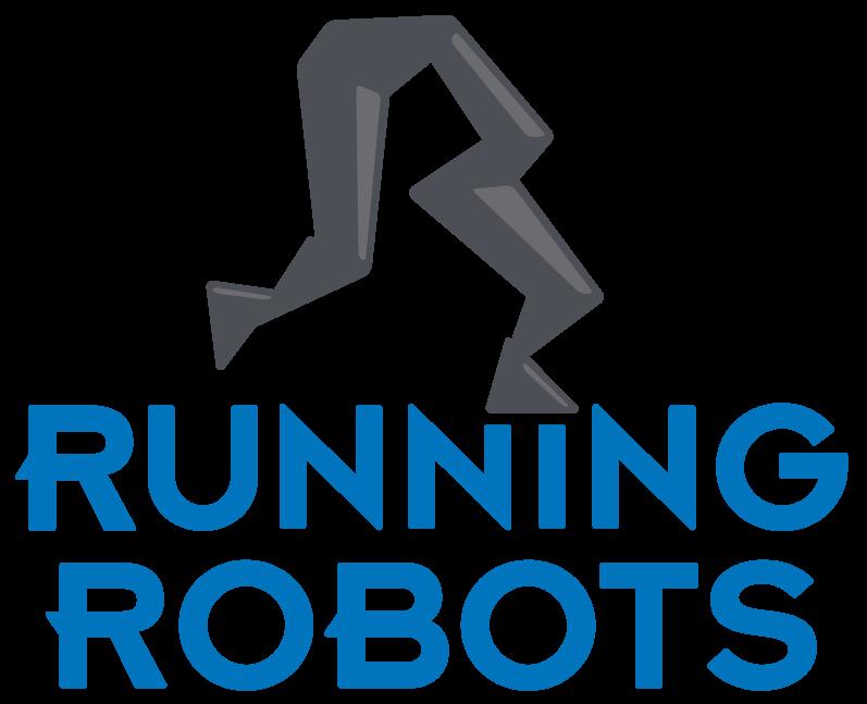 Running Robots Logo