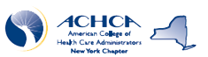 American College of Health Care Administrators - NY Chapter|ACHCA