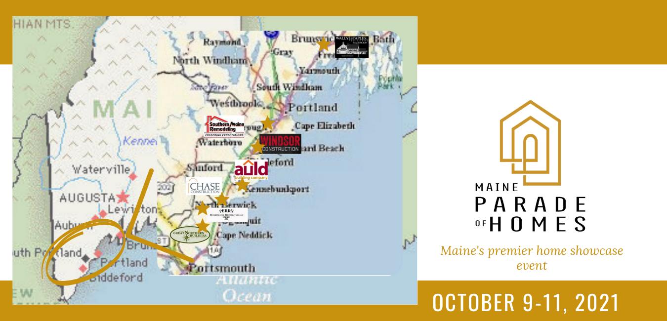 Maine Parade of Homes Tour