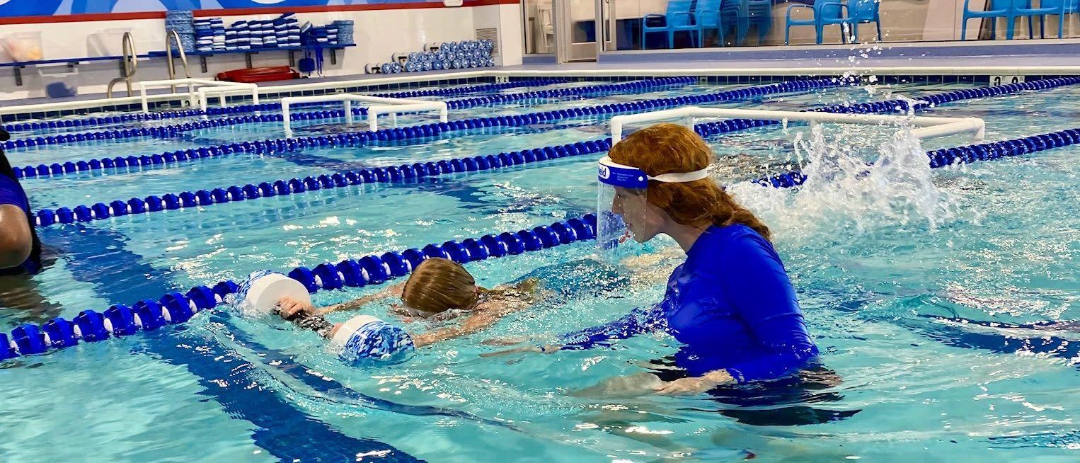 Full-Time Swim Associates