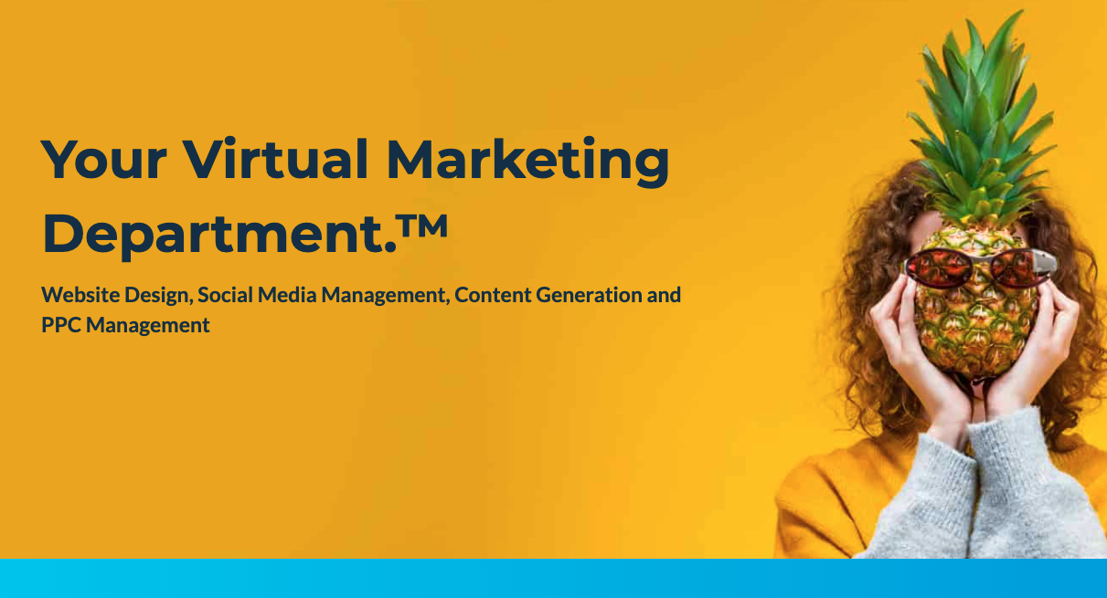 Social Link is Your Virtual Marketing Department
