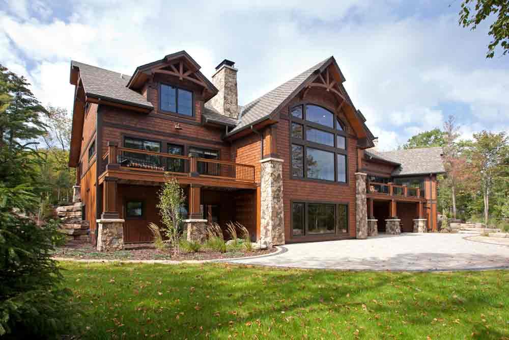 Lodge on Long Lake