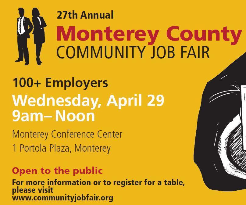 27th Annual Monterey County Community Job Fair