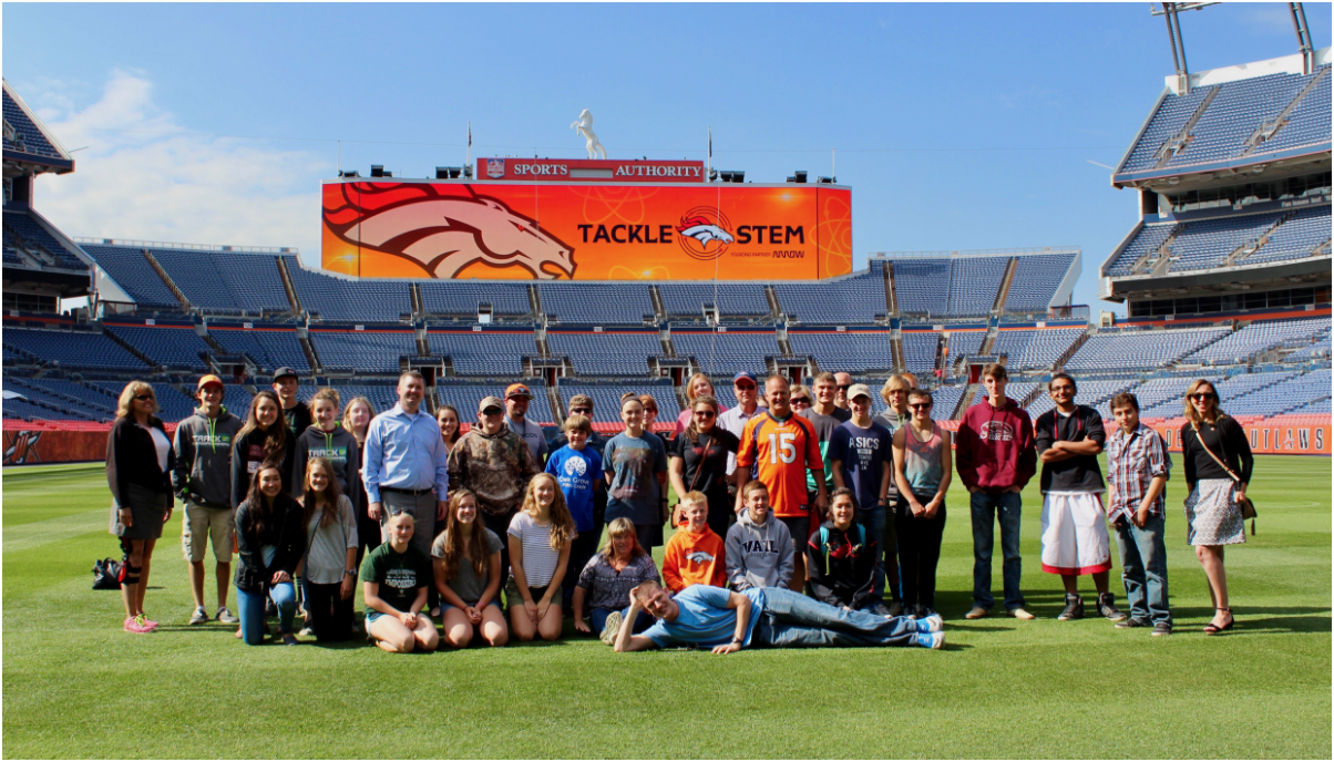 CTA Teams Up with Denver Broncos to Celebrate Colorado's Innovative STEM Educators