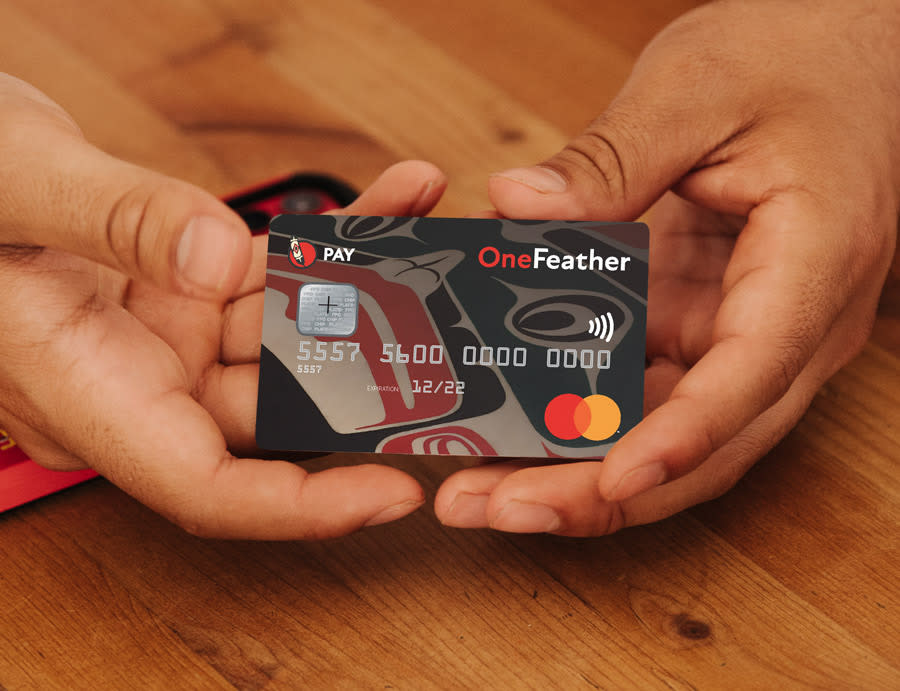 OneFeather Pay App