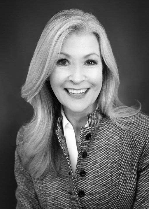 Jane Paterson, Public Speaking Coach.
