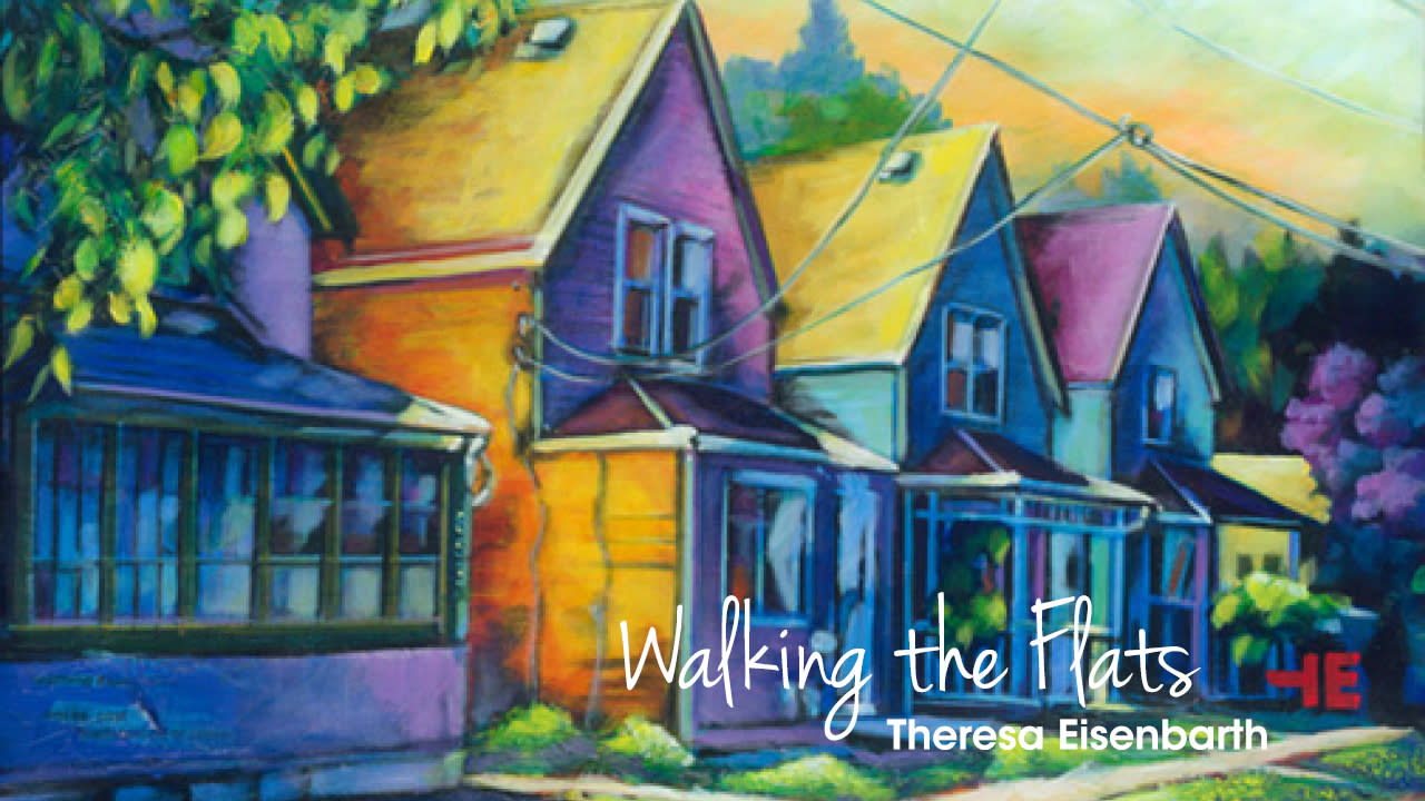 New Art Exhibition at the Esplanade Arts & Heritage Center by artist Theresa Eisenbarth