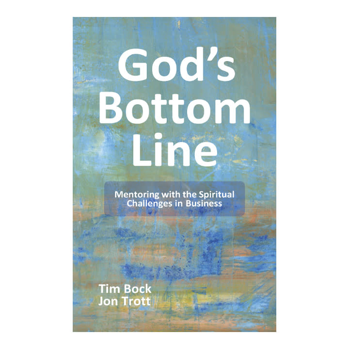 God's Bottom Line [Book]