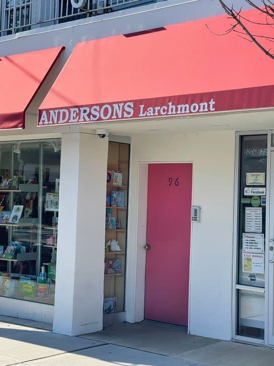 Andersons Storefront