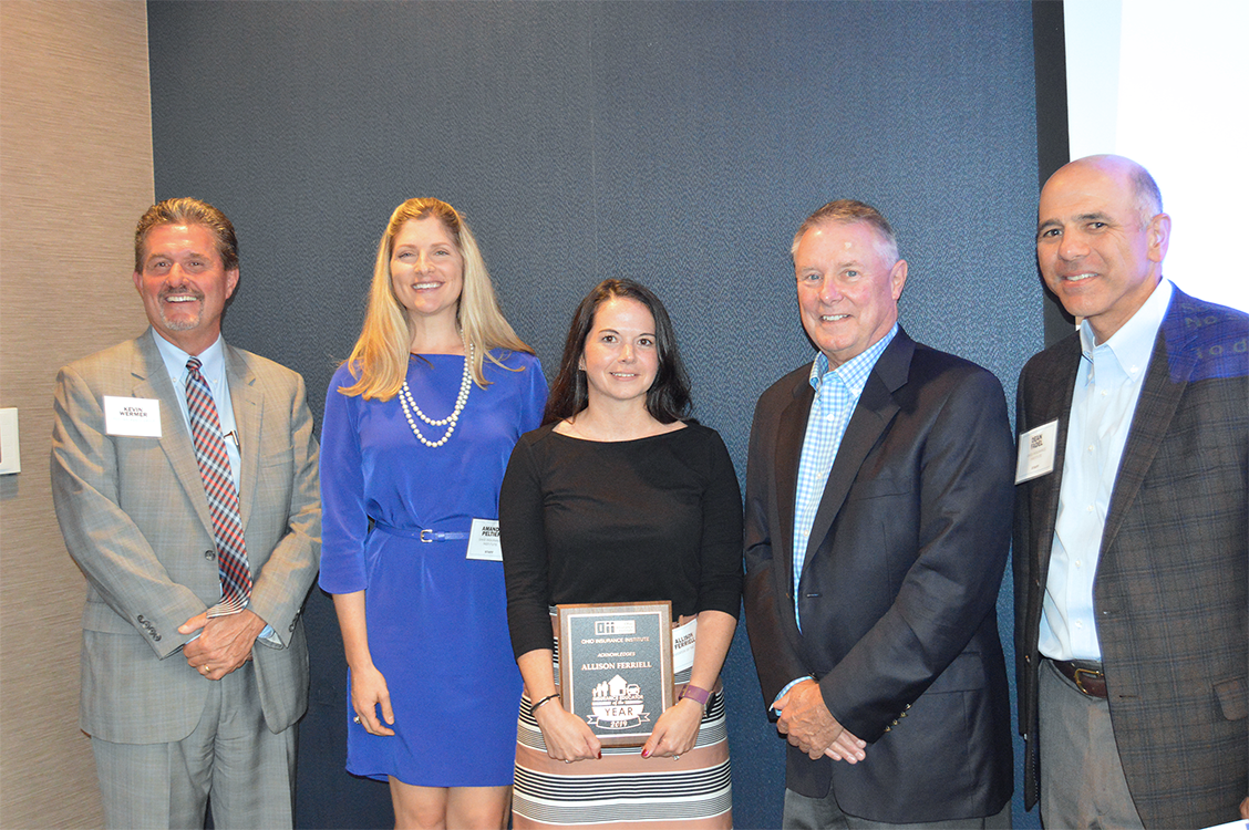Individuals Recognized for Dedication to Insurance Education