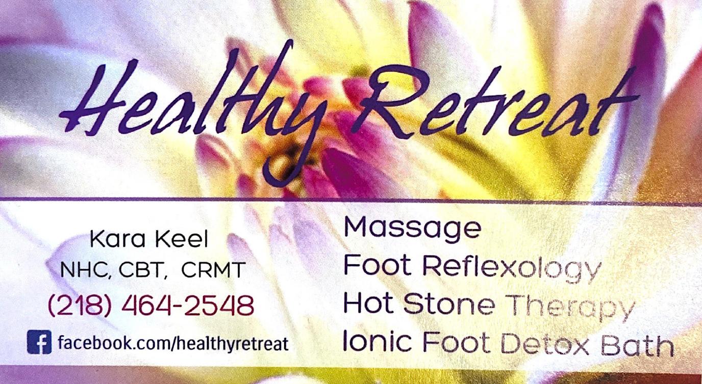 healthy retreat logo