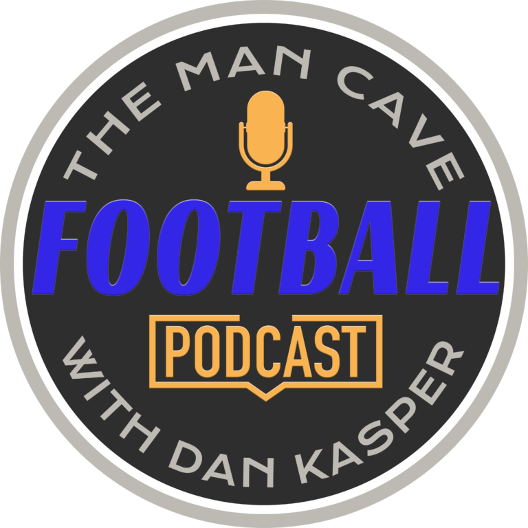 The Man Cave Football Podcast