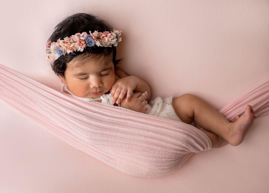 Photo of a newborn in Chicago