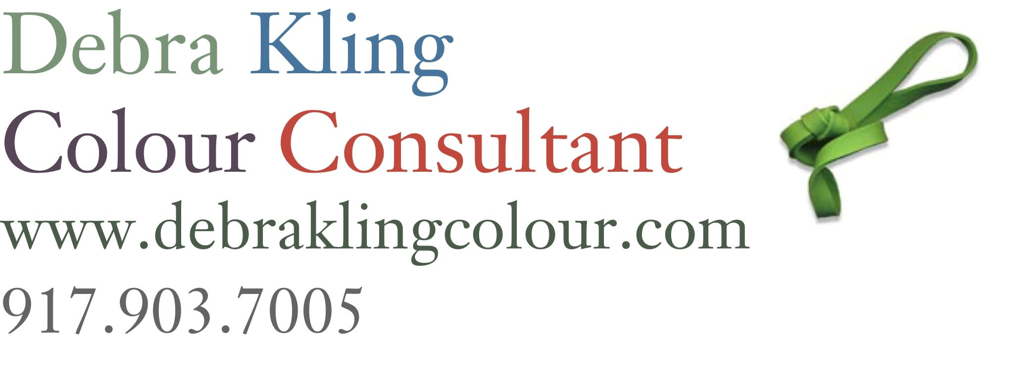 Debra Kling Colour Consultant, LLC