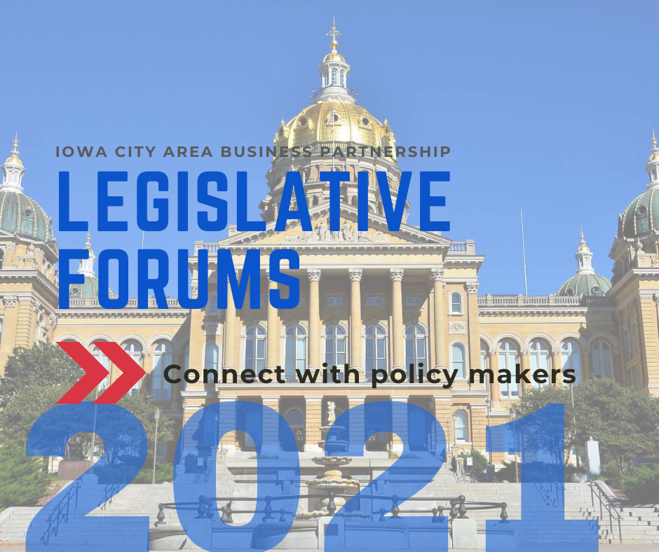 Legislative Forums: Connect with Policy Makers