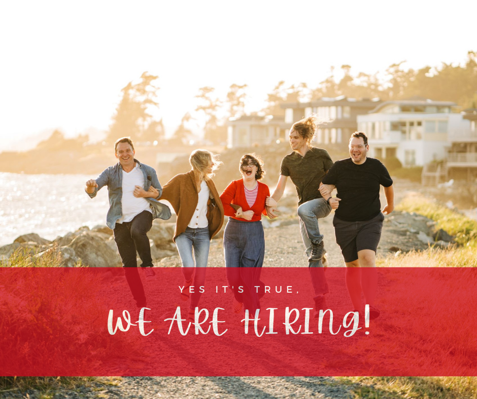 Yes It's True. We are hiring!