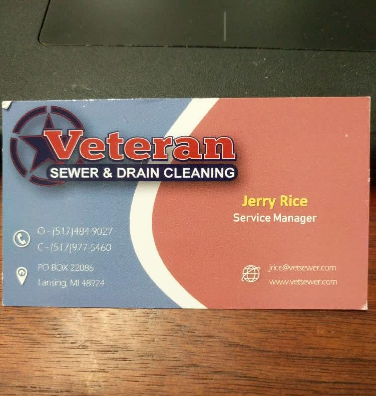 Veteran Sewer and Drain Cleaning