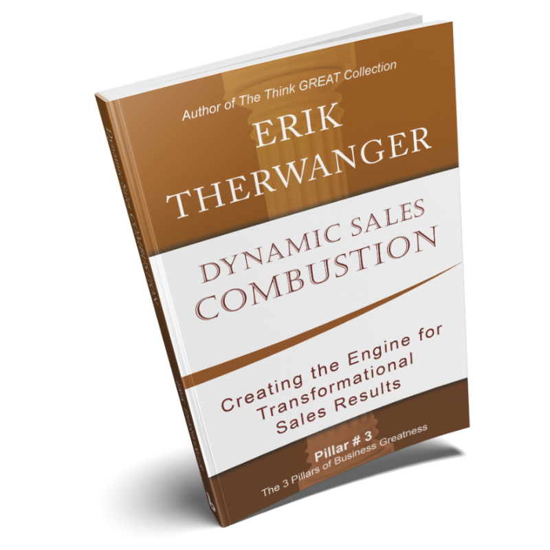 Dynamic Sales Combustion [Book]