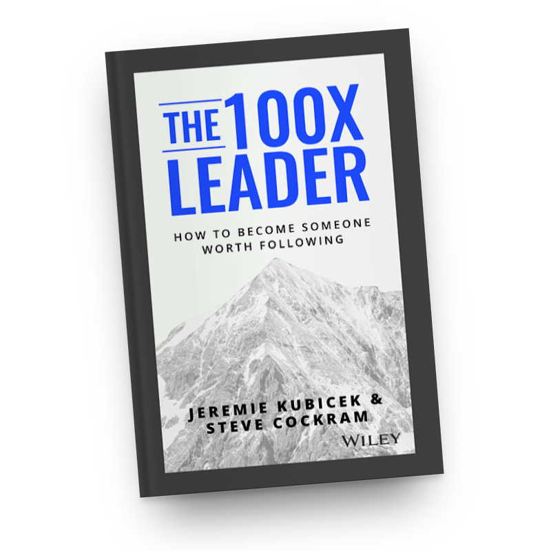 The 100X Leader [Book]