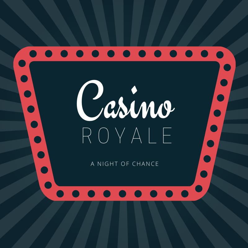 A Night of Chance Casino Night /Poker Tournament