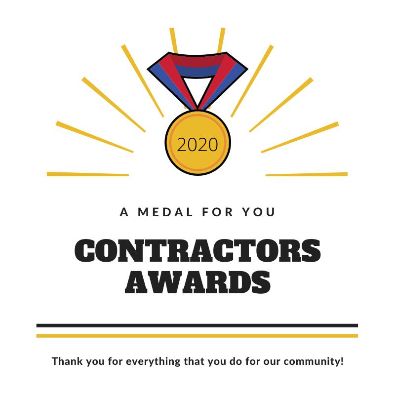 SBCA Contractors Awards Banquet 2020