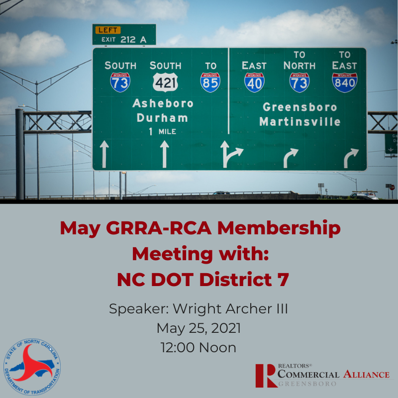 May 2021 Membership Meeting