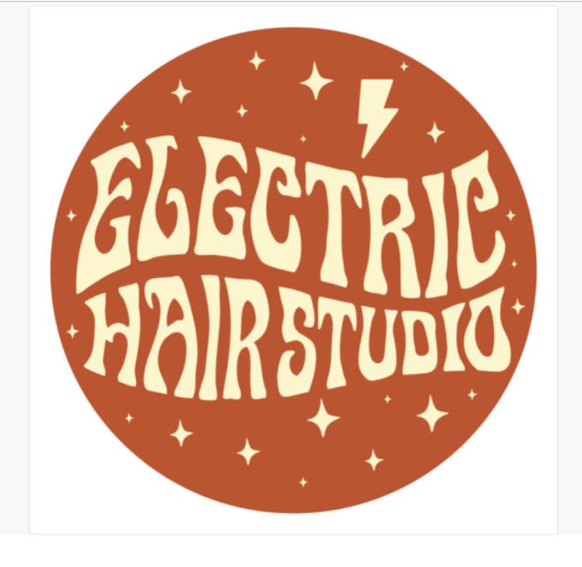 Electric Hair Studio Logo