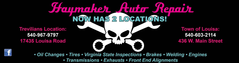 Haymaker Auto Repair