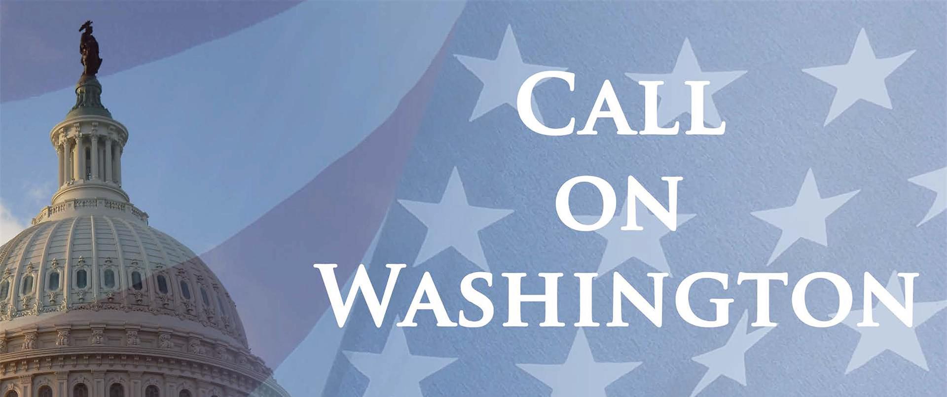 NCTA Call on Washington