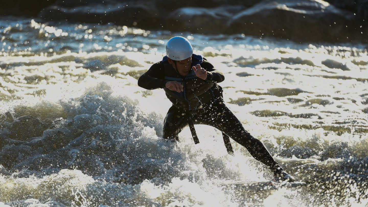 How technology is turning the South Platte River into a wavy, whitewater hot spot