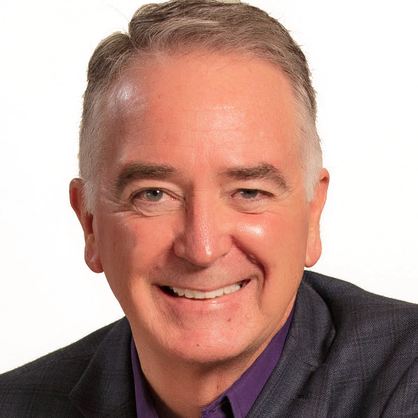 Jim McLaughlin, headshot