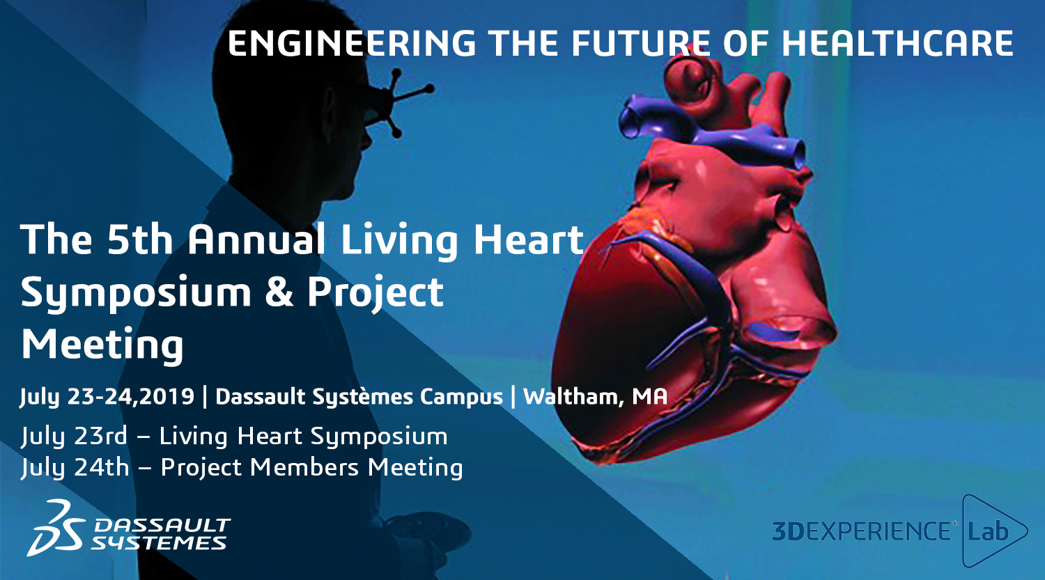 The Living Heart Symposium & Project Meeting