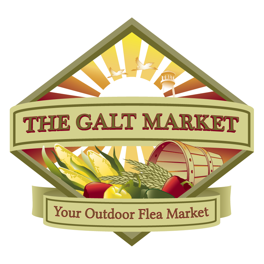The Galt Market logo