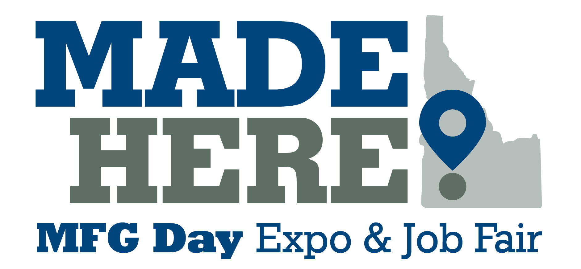 Made Here Expo & Job Fair logo