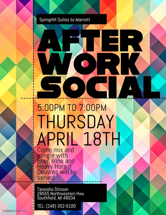 After Work Social